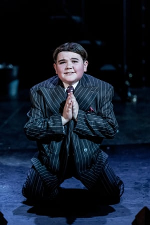 Max Gill as Fat Sam.