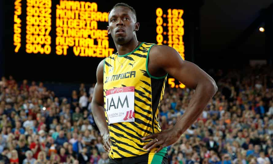 """""""It's going to be a lot of fun"""" - Usain Bolt on making the documentary."""