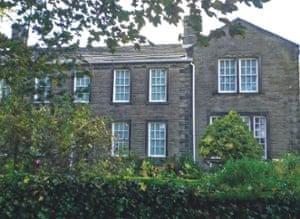 The Parsonage, Howarth