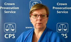 Director of public prosecutions Alison Saunders.
