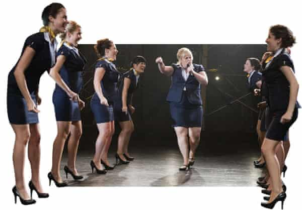 Wilson became the undisputed star of the 2012 film Pitch Perfect. For the sequel, she has been given her own romantic storyline, a rarity for an actor who is a size 16.