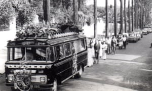 Funeral in Ho Chi Minh City, 1968