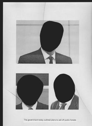 Robbing Hood. Will Bindley, graphic design, University of West England.