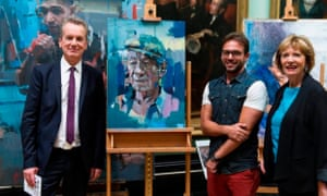 Sky Arts' top shows include Portrait Artist of the Year