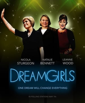 The Dream Girls. Angela Kirkwood, Duncan of Jordanstone College of Art and Design