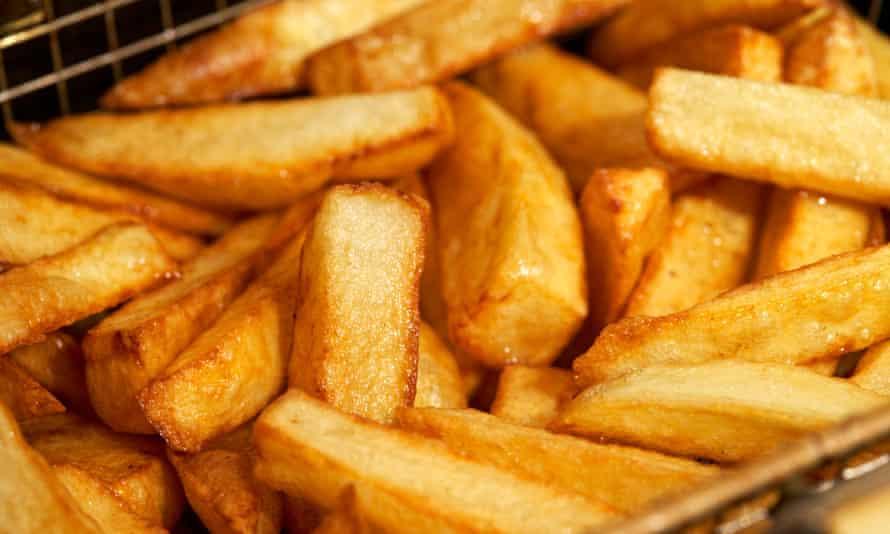 Salt targets food chips