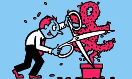 Austerity, cartoon