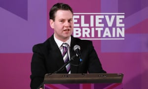 Phillip Broughton, Ukip's parliamentary candidate in Hartlepool, was once a professional wrestler