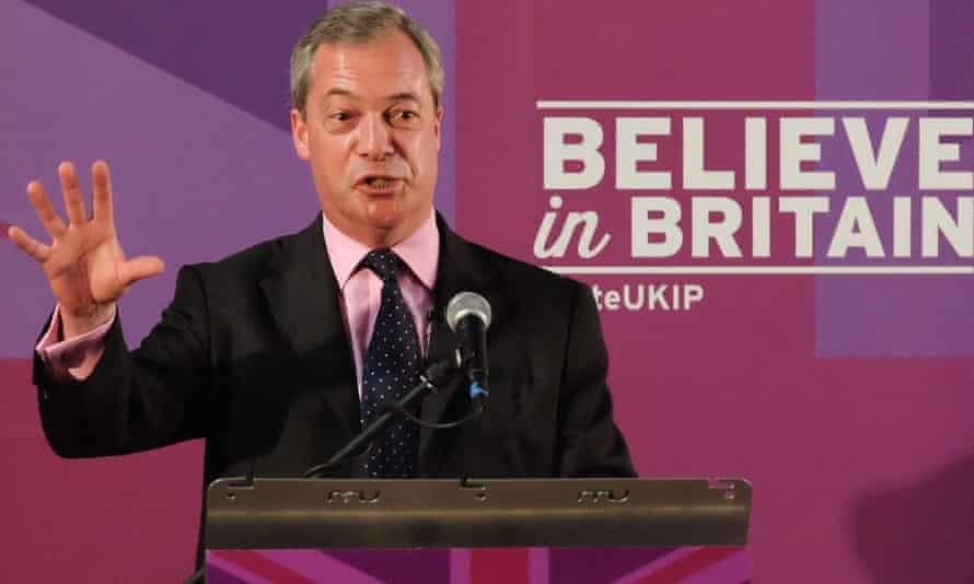Nigel Farage Islamic extremists warning