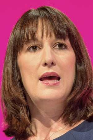 Shadow secretary for work and pensions Rachel Reeves.