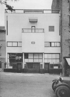 Le Corbusier, Pierre Jeanneret, Maison Planeix