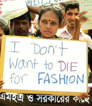 A young garment worker, Bangladesh