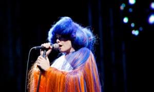 Björk Stockholm Music & Arts Festival