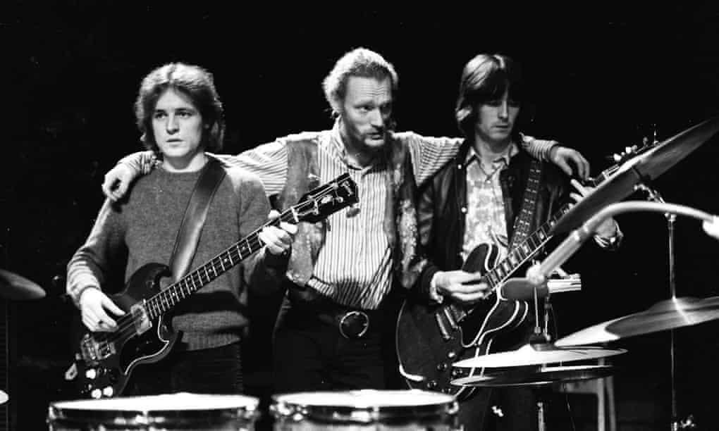 Cream: 'We call it sweet and sour rock'n'roll'