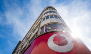 Analyst upgrade lifts Vodafone shares.