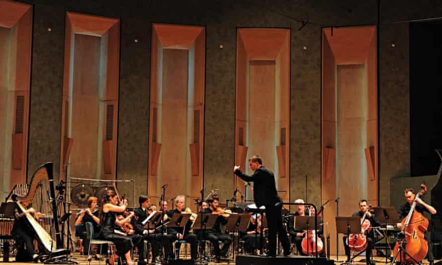 Matthias Pintscher and the Ensemble Intercontemporain
