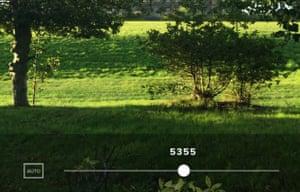 07 Tweak white balance with VSCO Cam