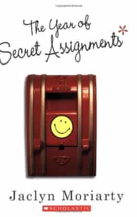 The Year of Secret Assignments by Jaclyn Moriarty