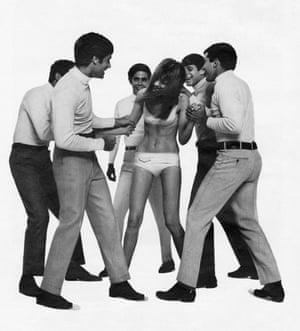 House rules!, 1967/2015. Photograph Ccurtesy Hank Willis Thomas and Jack Shainman Gallery, New York.