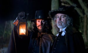 General witchfinders… Reece Shearsmith and Steve Pemberton.