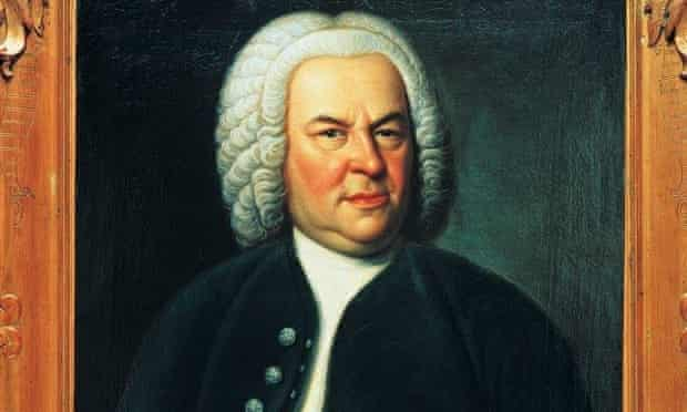 Haussmann JS Bach portrait