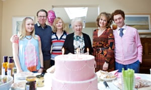 Nana's Party with Eve Gordon, Steve Pemberton, Claire Skinner, Elsie Kelly, Lorraine Ashbourne and Reece Shearsmith.