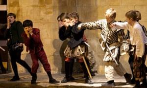 M+H winners #8: Shakespeare Birthplace Trust