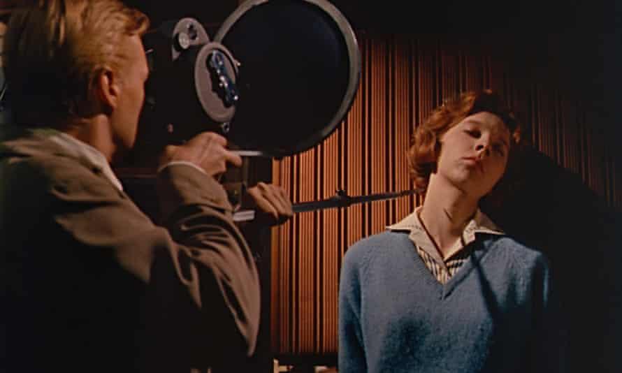 Peeping Tom film still