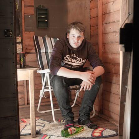 Amos, 17, Devon.