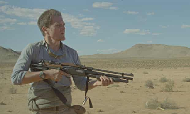 Michael Shannon in Bad Land: Road to Fury
