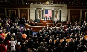Shinzo Abe received multiple standing ovations after his speech to US Congress on Wednesday.