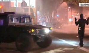 joseph kent baltimore riots