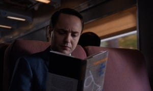 Pete Campbell reads The Crying of Lot 49