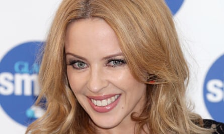 Kylie Minogue was diagnosed with breast cancer on 17 May 2005.