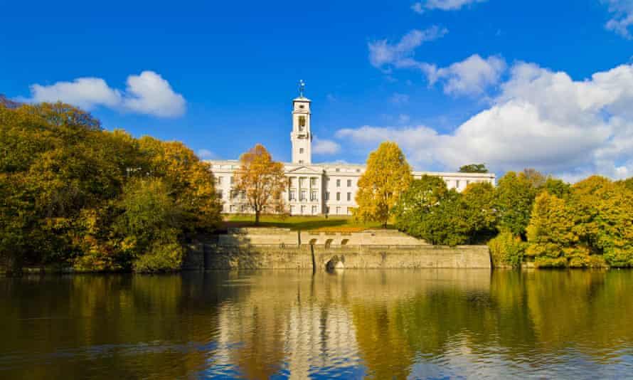 University of Nottingham, where Laura Sumner studied history