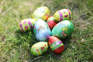 The price of chocolate eggs could soon rise way beyond 2015 prices as shortages loom.