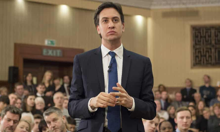 Ed Miliband: 'None of our commitments require additional borrowing.'