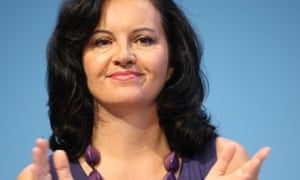 Caroline Flint says only Labour can provide the right leadership on emissions targets.
