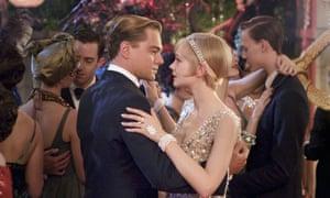 Starring opposite Leonardo Dicaprio in Baz Luhrmann's The Great Gatsby.