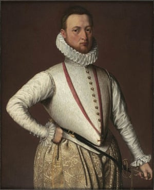 Pieter Jansz. Pourbus, Portrait of Sebastian I of Portugal, ca 1578, The Weiss Gallery, London