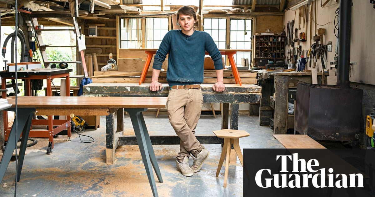Into The Wood Meet The Modern Carpenters Life And Style