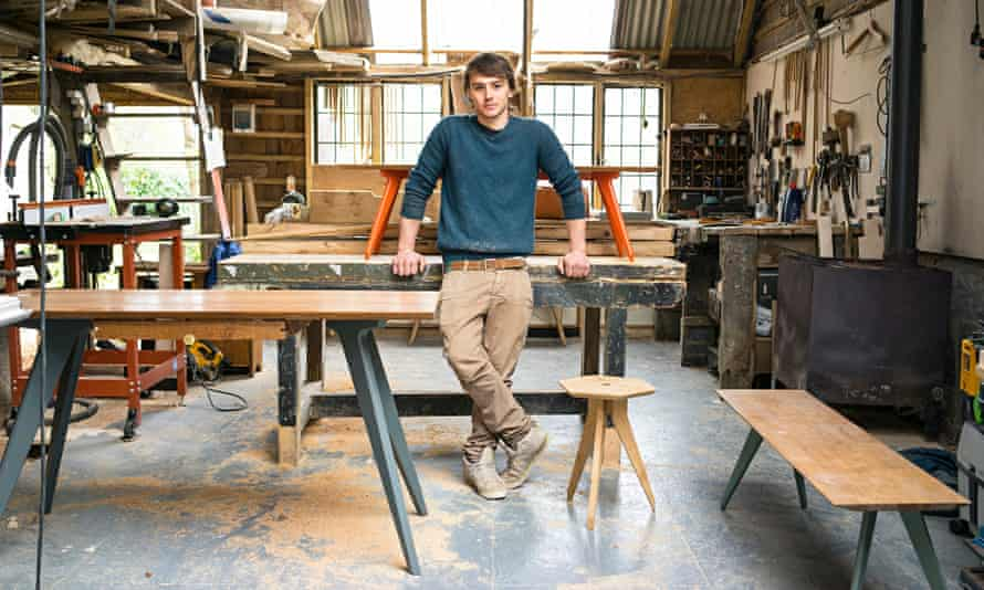 Into the wood: meet the modern carpenters | Homes | The Guardian