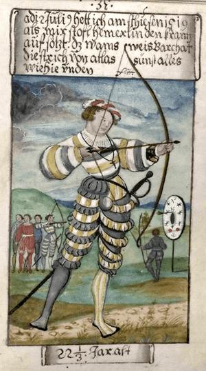 Matthaüs Schwarz Klaidungsbüchlein (1520-60<em>)