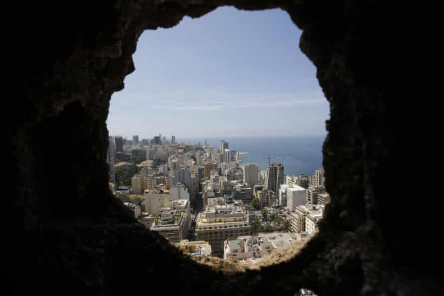 A symbol of Lebanon's golden age, but also its brutal civil war, the empty shell of the Holiday Inn hotel could soon be redeveloped.