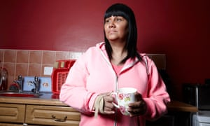 Benefits Street series two: Dot Taylor was dubbed 'Orange Dot' by several papers
