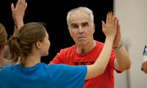Moving not shaking: dance has benefits for people with Parkinson's