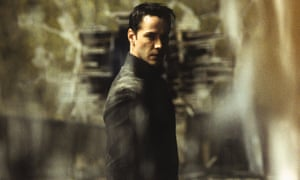 The Matrix Revolutions, which was filmed directly after The Matrix Reloaded.
