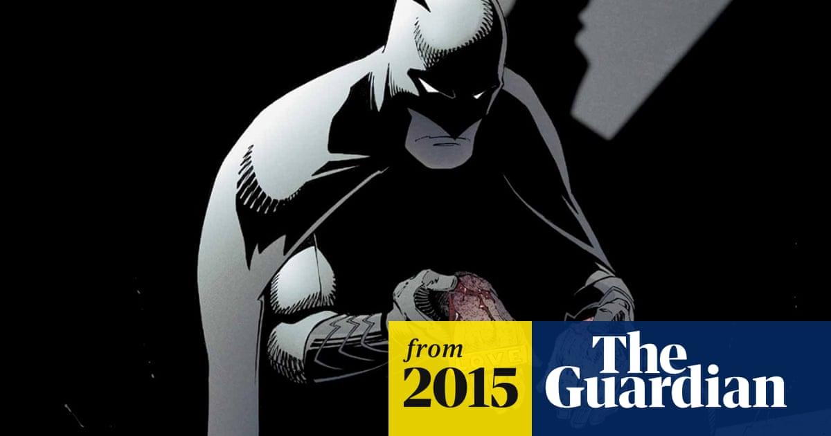 Has DC killed Batman and the Joker? | Books | The Guardian
