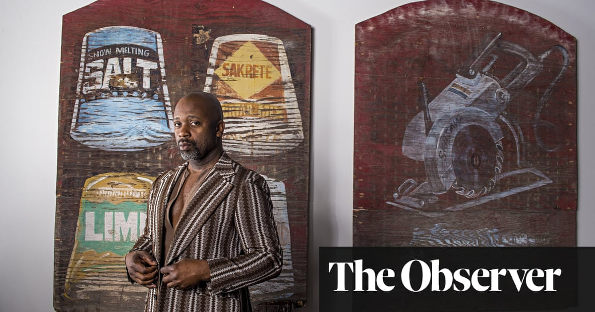 Chicago artist Theaster Gates: 'I'm hoping Swiss bankers
