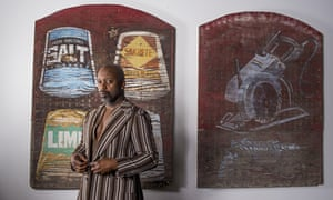 Chicago artist Theaster Gates: 'I'm hoping Swiss bankers will bail